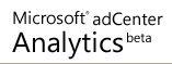 Microsoft Adcenter Analytics Logo